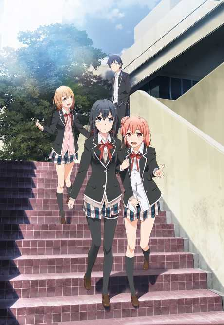 yahari-ore-no-seishun-love-comedy-wa-machigatteiru-zoku-ตอนที่-1-13-ซับไทย-จบ-ova